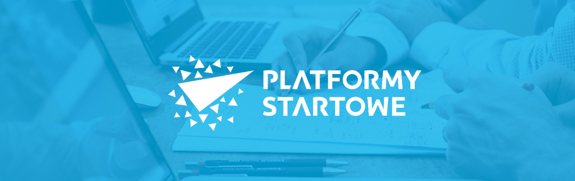 platformy startowe logo