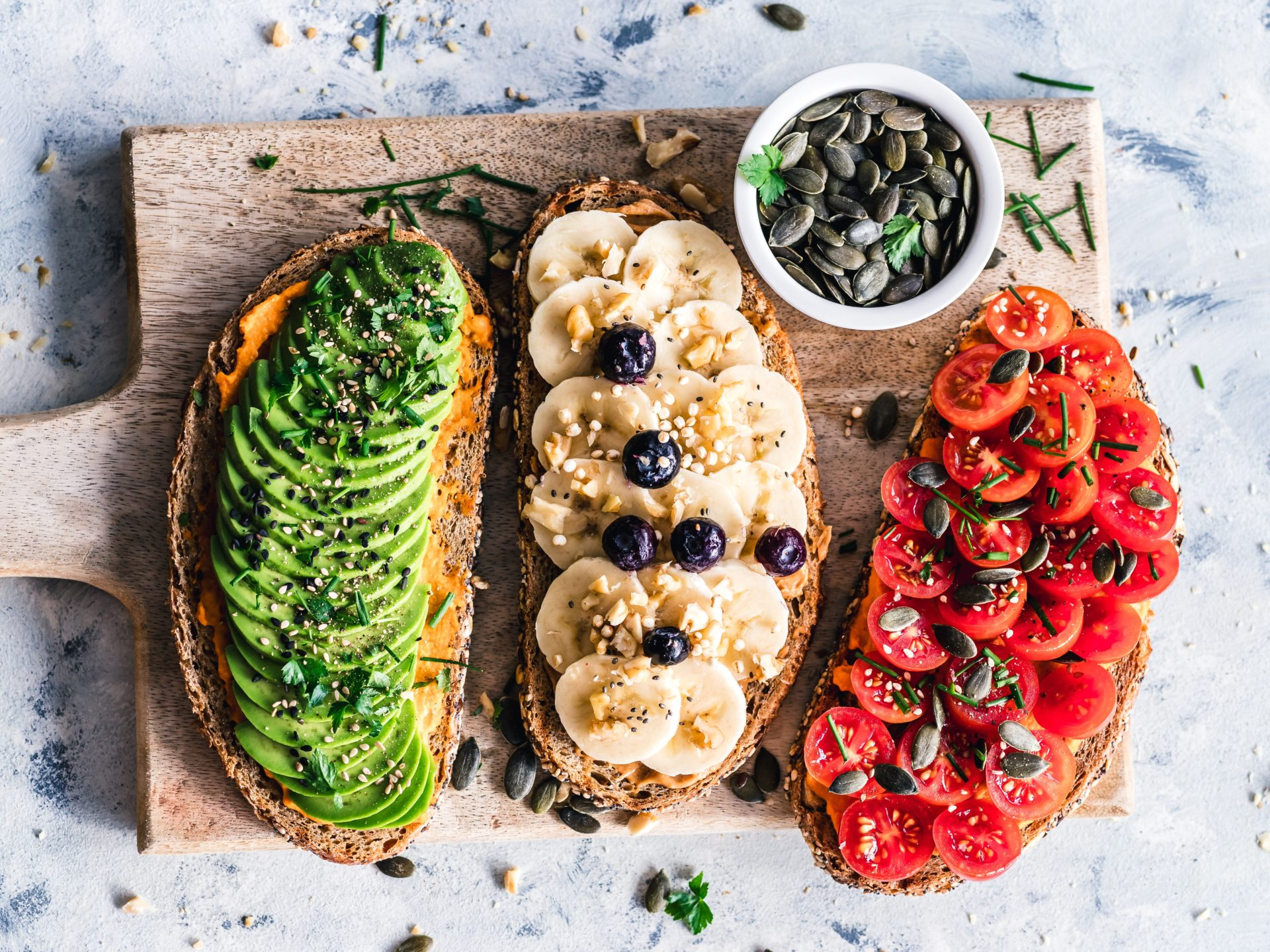 plant-based sandwiches