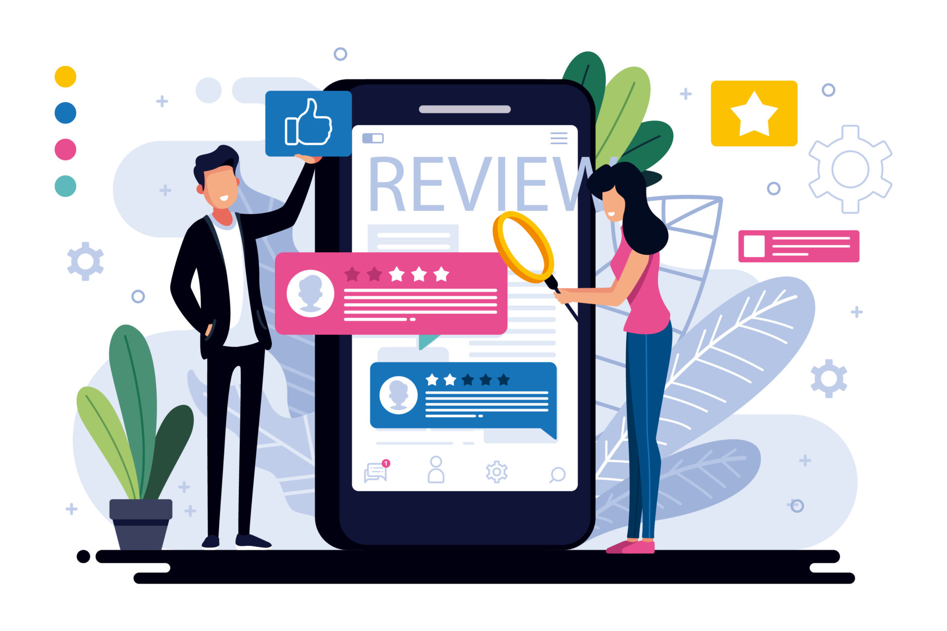restaurants online reviews
